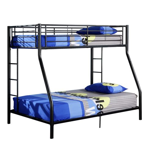 Walker Edison Bunk Bed Bunk Bed Metal By Walker Edison In Bunk Beds