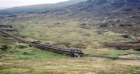 Fort William Sleeper by Sleeper To Fort William 169 Cc By Sa 2 0 Geograph Britain And Ireland