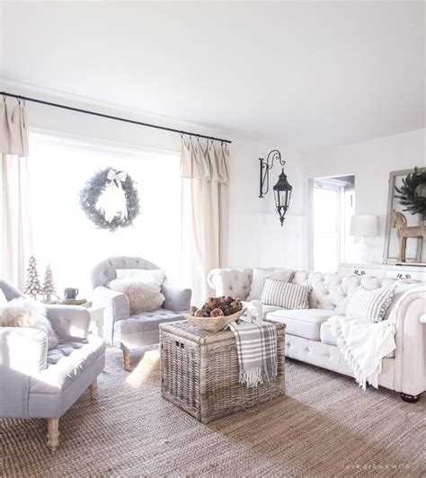 living room gallery wall love grows wild farmhouse christmas living room love grows wild
