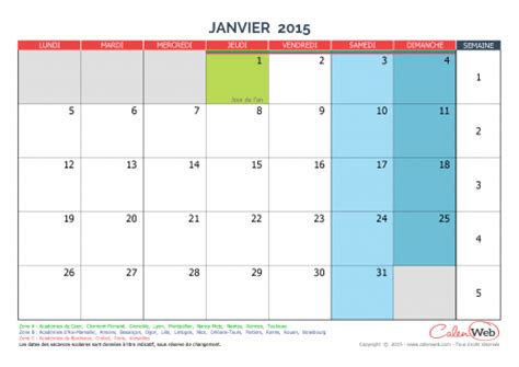 calendrier calenweb 2015 | 2017 2018 best cars reviews