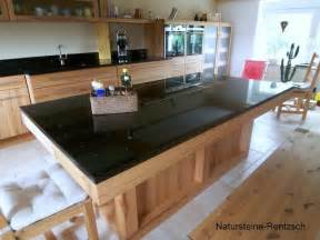 naturstein arbeitsplatten küche chestha rollen k 252 cheninsel design