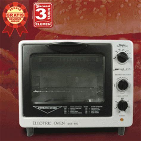 Oven Listrik Sharp Murah daftar harga oven listrik kirin murah terbaru juni juli