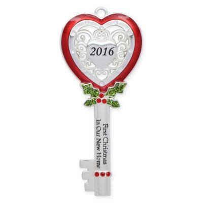 buy harvey lewis mr mrs ornament with crystals from