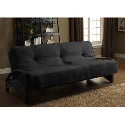 alessa futon frame with 8 quot pocket coil futon mattress