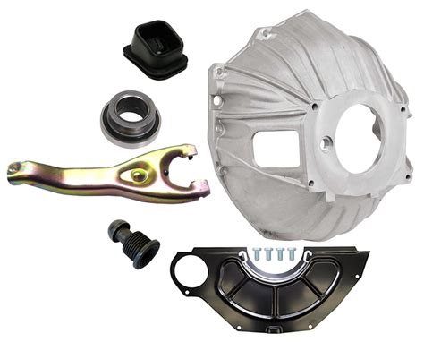 We Click Clutch new chevy bellhousing kit cover clutch fork throwout