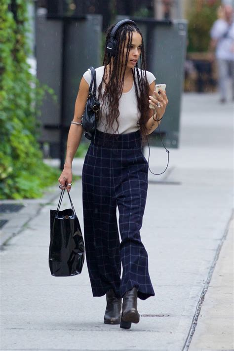 what does style zoe kravitz style is redefining bohemian jetmag