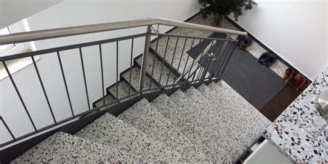 Treppengeländer Innen Lackieren by Treppen Metallbau Hochreuther