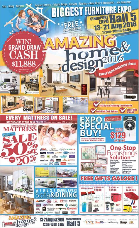 home design expo 2016 amazing home design 2016 at expo from 13 21 aug 2016