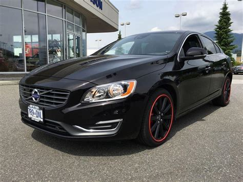 volvo s60 t6 for sale used 2015 volvo s60 t6 awd premier plus polestar for sale