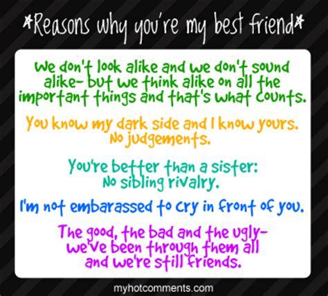 8 Reasons You Need A Best Friend by Hide And Seek November 2010