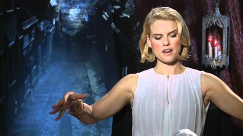alice eve interview the raven interview alice eve youtube