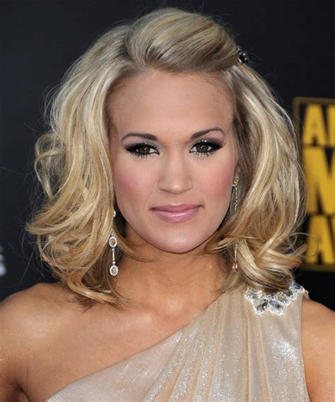 Carrie Underwood Hairstyle by Hairstyles 4 Every One Carrie Underwood Hairstyles