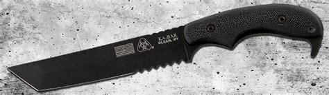 kabar famine tanto ka bar zk famine tanto badass knife of the week knife