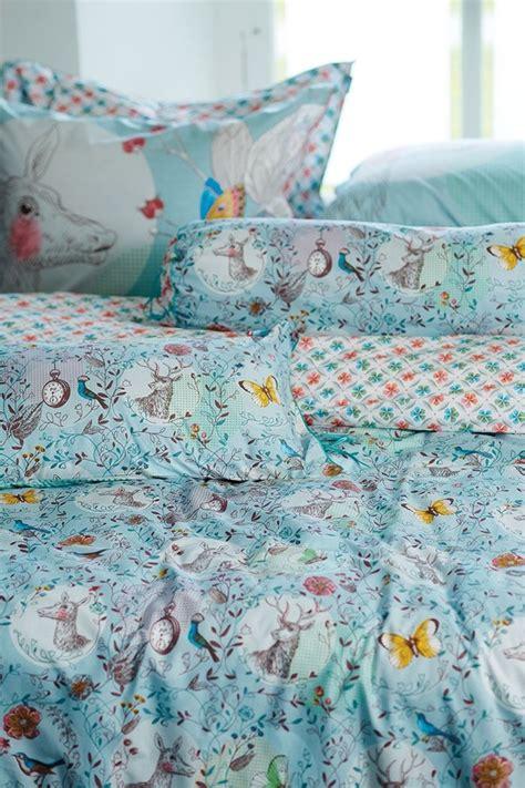 pip dekbed oh deer pip oh deer blue bedding pip studio 169 pip studio
