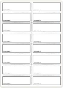 Cards Templates by Free Printable Flash Cards Template