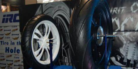 Ban Motor Matik Irc luncurkan 2 ban baru irc bidik pemakai motor matik dan