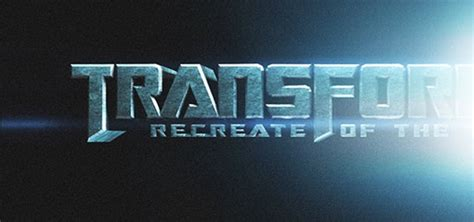 film with up in title how to create transformers style movie titles in cinema 4d