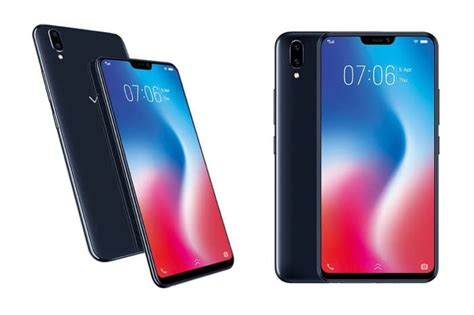 Vivo V9 64gb 4gb Free Gift 4g Lte Garansi Resmi Indonesia 1 vivo v9 smartphone gets official features a notch geeky