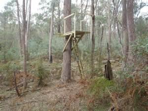 tree blind plans woodwork wood deer stands pdf plans
