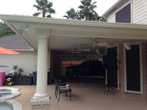 Patio Cover and Carport - HHI Patio Covers Houston Texas 77095