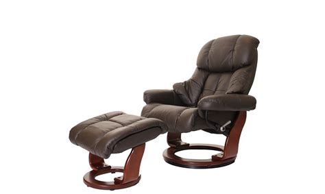 westminster recliners westminster swivel recliner chair with footstool in dark