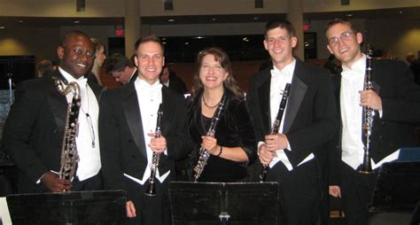 clarinet section janice l minor 187 biography