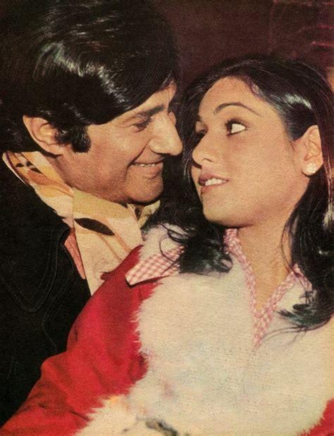 tina indian actress with tina munim dev anand pinterest bollywood