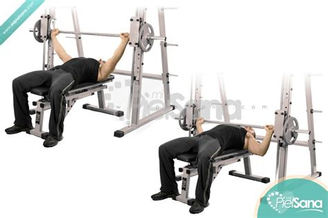 wide bench press smith machine wide grip bench press