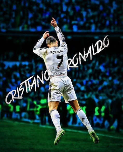 Ronaldo Celebration Wallpaper
