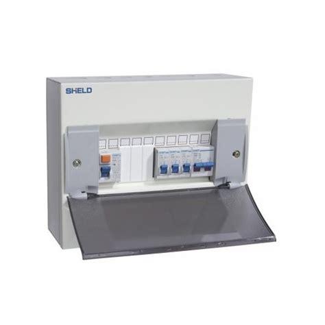 Panel Interlock 2 Phase Chint chint single phase metal consumer unit surface