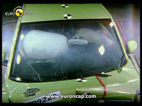 euro ncap vw beetle  crash test youtube