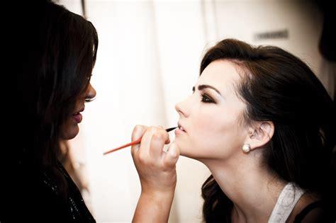 makeup at voodou