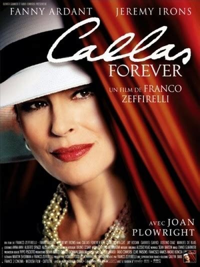 maria callas movie review callas forever movie review film summary 2004 roger