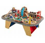 Table De Circuit Train En Bois Kidkraft  Jouets Pour Enfants