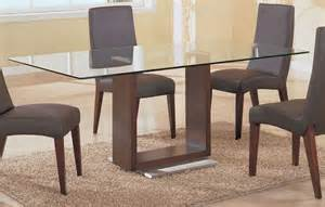 Dining Table Top Materials Wood Table Bases Captivating Glass Top Dining Table Wood Base With Cherry Wood Chair