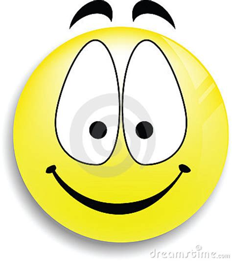 smiley face in envelope royalty free stock photo image a happy smiley face button royalty free stock photo