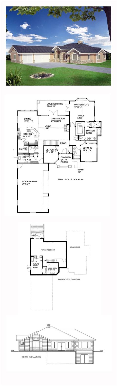 17 best hillside house plans images on pinterest hillside house 49 best hillside home plans images on pinterest hillside