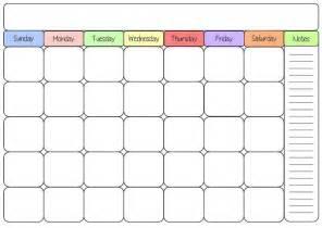 html calendar template blank calendar 2016 weekly calendar template