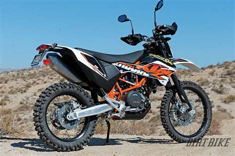Ktm 690 Enduro R Dirt Bike Magazine Ktm 690 Ride