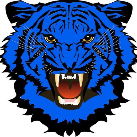 Blue Tiger blue tiger