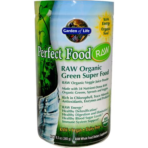 Garden Of Green Superfood Garden Of Food Organic Green Food