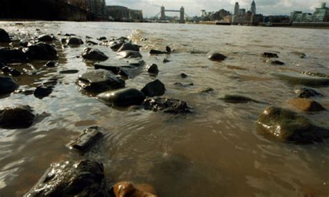 thames river history pollution most english and welsh rivers too dirty for new european