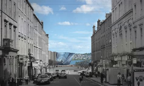 Plumb Center Dundee by Rex Architecture V A At Dundee Shortlisted Design
