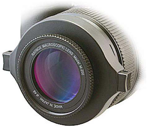 dcr 250 super macro conversion lens for d slr cameras, 4k