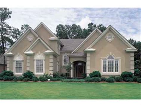 stucco home plans wood plans