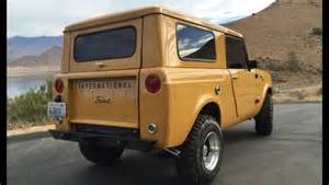 Jeep Scout International Scout 800 Suv Bronco 4x4 Jeep For Sale