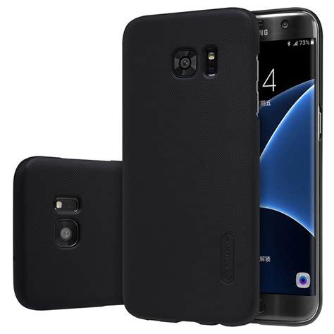 Nillkin Shield Hardcase Samsung Galaxy S7 Edge Free Screenguard samsung galaxy s7 edge nillkin frosted shield