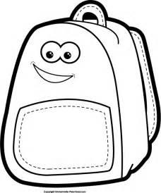 book bag cliparts cliparts art inspiration