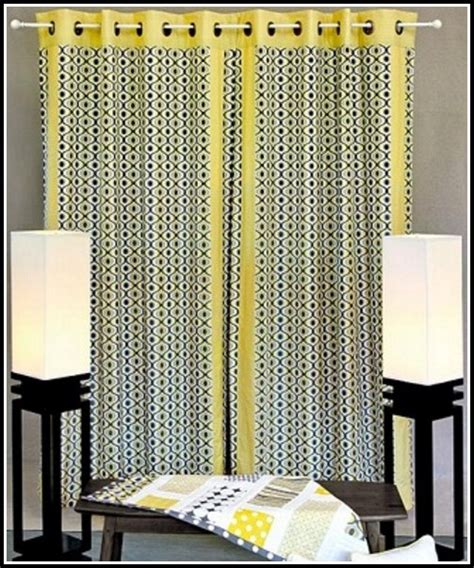 gray and yellow curtain panels gray and yellow curtain panels curtains home design