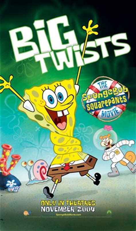 the spongebob squarepants movie 2004 imdb the spongebob squarepants movie movie poster 4 of 9